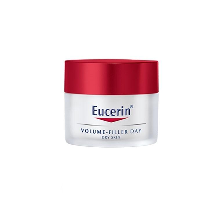 کرم روز حجم دهنده پوست خشک Eucerin SPF15