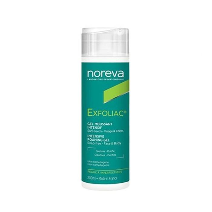 ژل پاک کننده روزانه Noreva Exfoliac