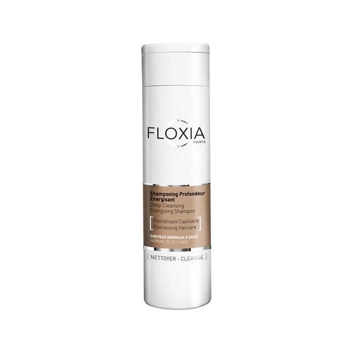 شامپو ویتامینه موی چرب Floxia