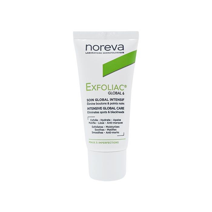 کرم ضد جوش گلوبال 6 Noreva Exfoliac