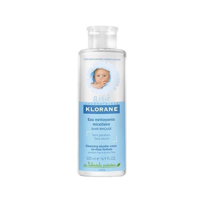 آب پاک کننده میسِلار کودک ب ب Klorane