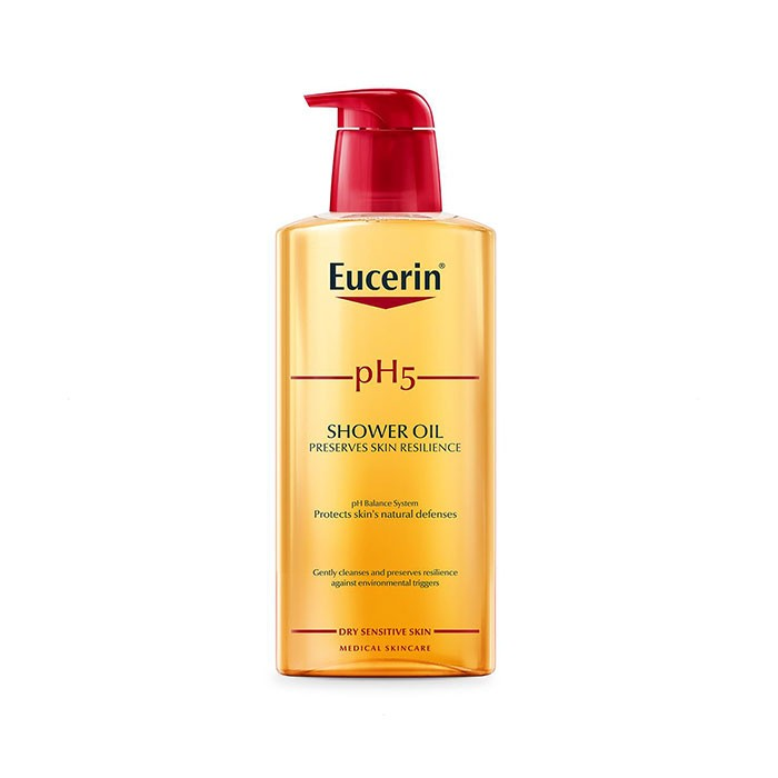 روغن دوش Eucerin pH5