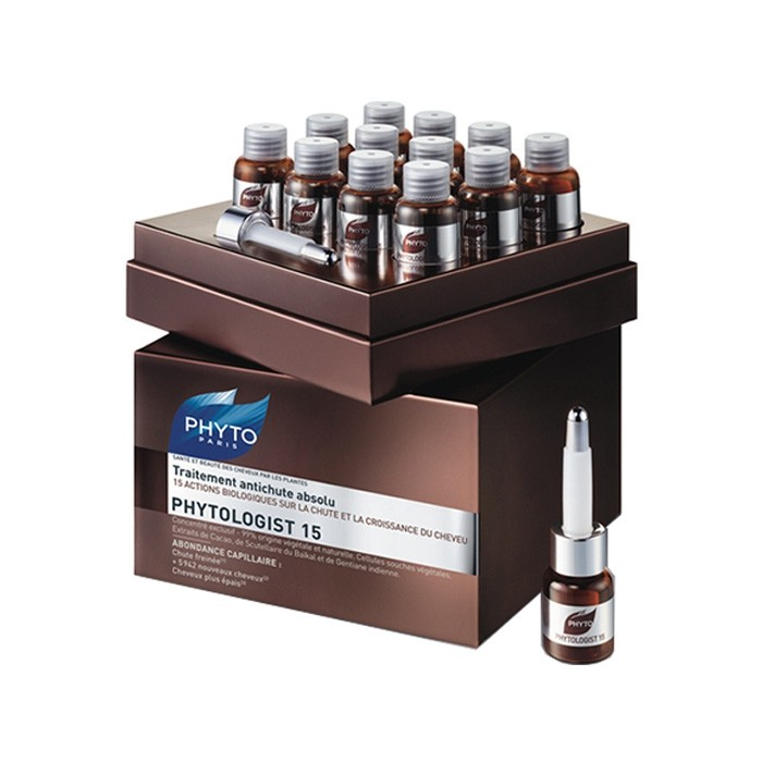 محلول ضد ریزش و تقویتی مو فیتولوجیست 15 PHYTO