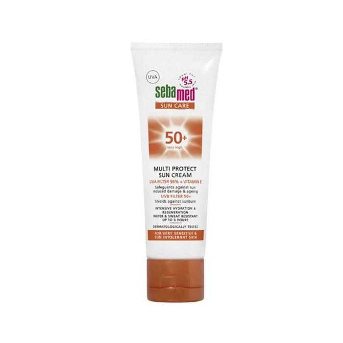 کرم ضد آفتاب Seba Med SPF50