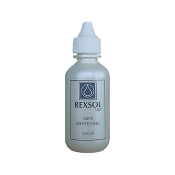 ژل ضد لک و سفید کننده پوست صورت REXSOL