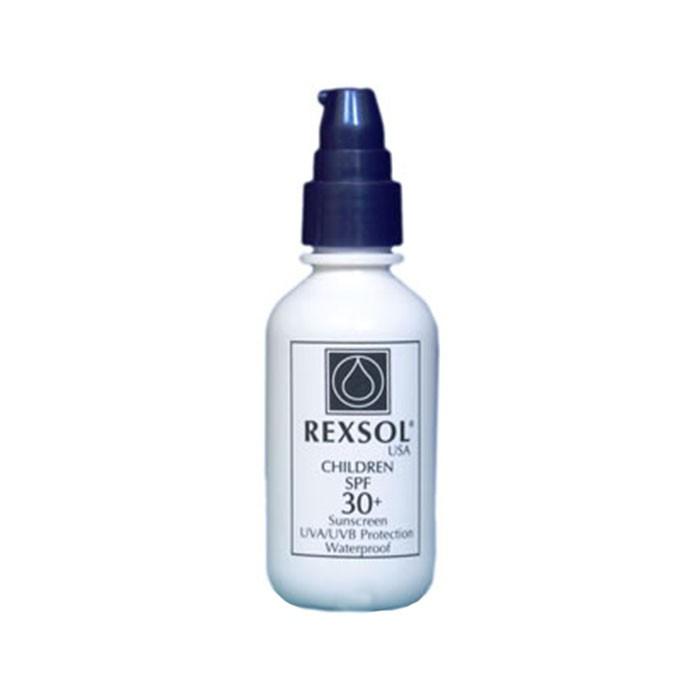 ضد آفتاب مخصوص بچه ها  Rexsol SPF 30