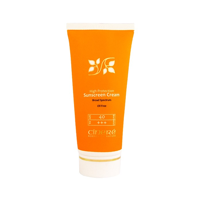 کرم ضد آفتاب Cinere SPF 40