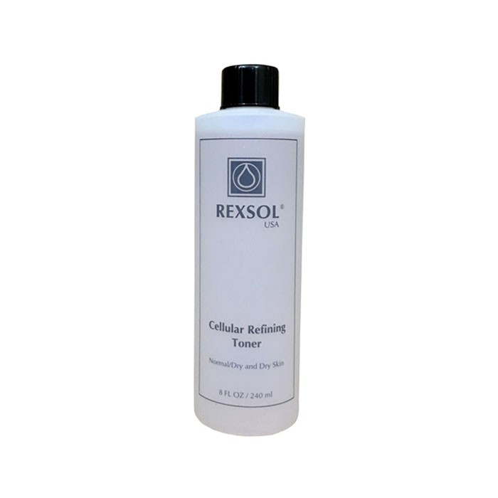 تونر پاک کننده سلولی Rexsol