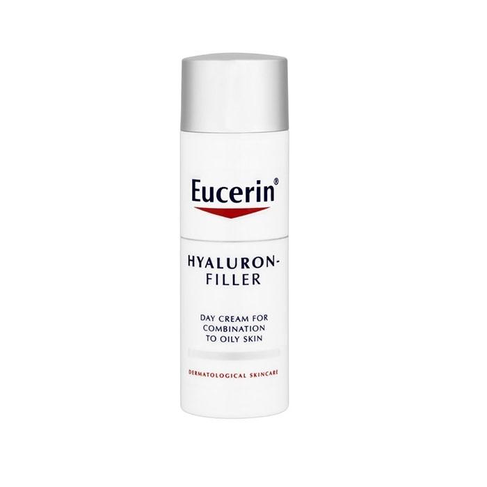 کرم ضد چروک روز هیالورون فیلر با Eucerin SPF15