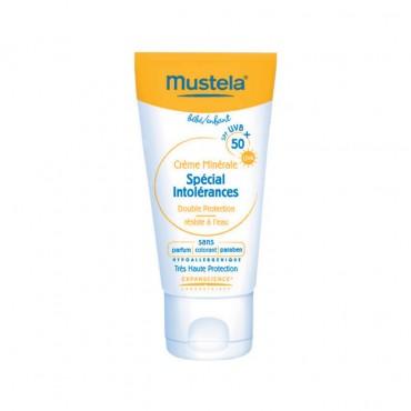 لوسیون ضد آفتاب قوی +MUSTELA SPF 50