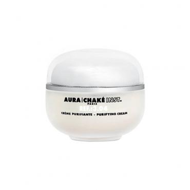 کرم مرطوب کننده و تنظیم کننده چربی پوست AURA CHAKE