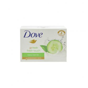 صابون کرمی خیار و چای سبز Dove 135gr