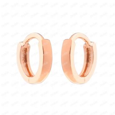 گوشواره حلقه ای طلایی Xuping 2988