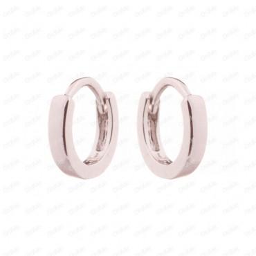 گوشواره حلقه ای سفید Xuping 3243