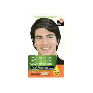 کیت رنگ موی مردانه Garnic