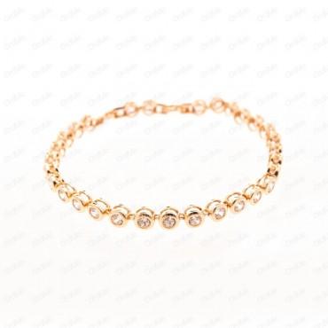 دستبند طلایی Xuping 1216