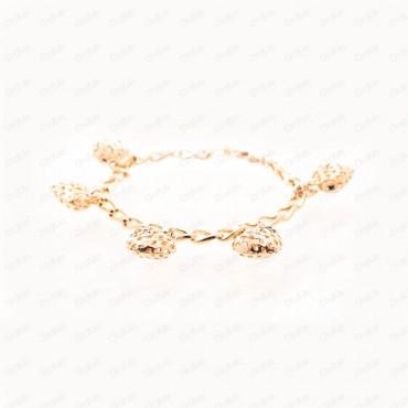 دستبند طلایی Xuping 0643