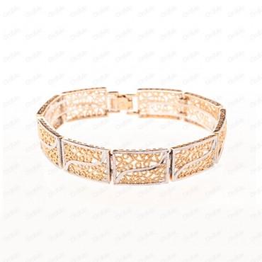 دستبند دورنگ Xuping 1749