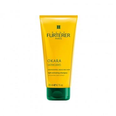 شامپو درخشان کننده مو اوکارا RENE FURTERER
