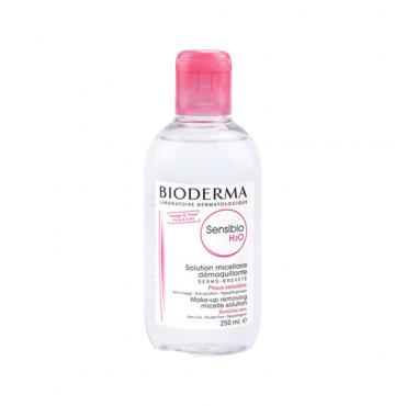 محلول پاک کننده آرایش و آلودگی میسلار سن سی بیو BIODERMA 250ml H2O