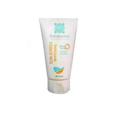 کرم ضد آفتاب و ضد لک Butiderma