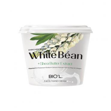 کرم مرطوب کننده مغذی حاوی عصاره لوبیای سفید Biol