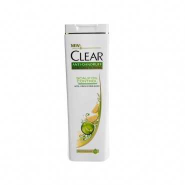 شامپو ضد شوره و کنترل چربی پوست سر مخصوص بانوان Clear