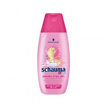 شامپو بچه دخترانه Schauma