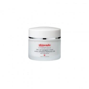 کرم تقویت کننده پوست (انرژی زا 24 ساعته) skincode