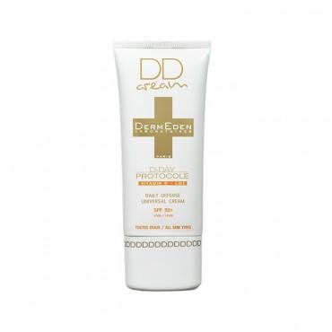 کرم ضد آفتاب محافظت از پوست Dermeden SPF 50