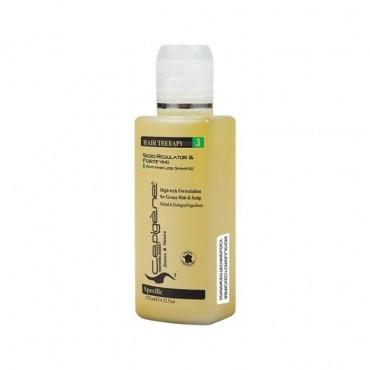 شامپو نوول ضد ریزش و تقویتی موی چرب Cepigene