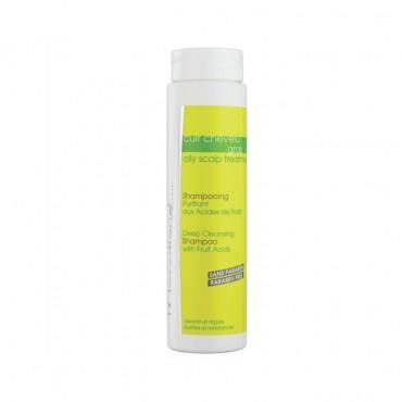 شامپو تمیزکننده قوی حاوی اسیدهای میوه j.f. lazartigue