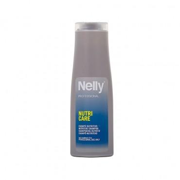 شامپو تقویتی موهای خشک و آسیب دیده Nelly