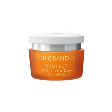 کرم ویتامینه روز Dr.Grandel