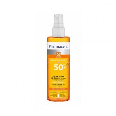 روغن خشک محافظتکننده سان پروتکت Pharmaceris