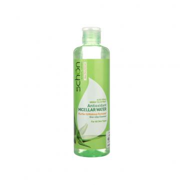 محلول پاک کننده میسلار آنتی اکسیدان Schon