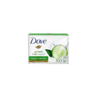 صابون کرمی خیار و چای سبز Dove 100gr