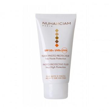 ضد آفتاب فلویید همراه با ضد لک پلاس NUHANCIAM