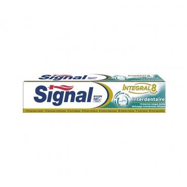 خمیر دندان اینتگرال 8 ضد پلاک Signal