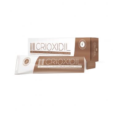 رنگ مو با پروتئین ابریشم Crioxidil