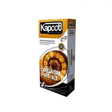 کاندوم ارگاسم 3 برابری و تاخیری KAPOOT