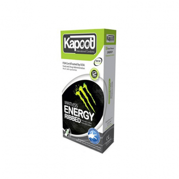 کاندوم انرژیزا 12 عددی KAPOOT