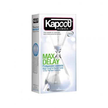 کاندوم تاخیری فوق العاده KAPOOT