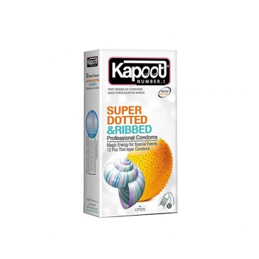 کاندوم خاردار درشت و حلقوی KAPOOT