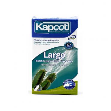 کاندوم بزرگ کننده لارگو 12 عددی KAPOOT