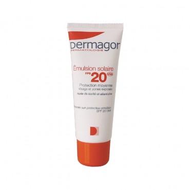ضد آفتاب فاقد چربی Dermagor SPF 20