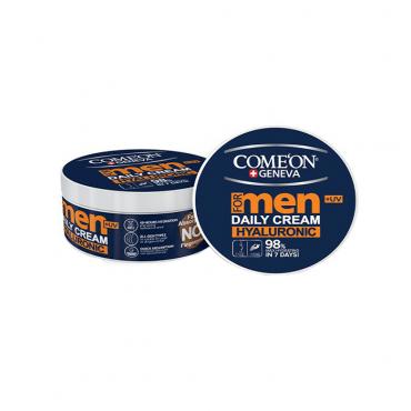 کرم مرطوب کننده و آبرسان مردانه COMEON 240ml
