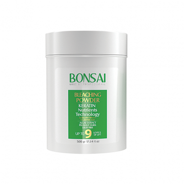پودر دکلره سفید 500 گرم Bonsai