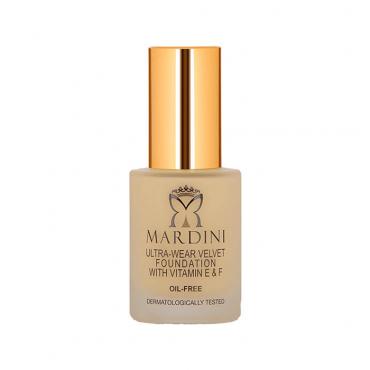 کرم پودر مخملی اولترا ور ولوت Mardini