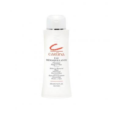 محلول پاک کننده چشم و صورت Carlina